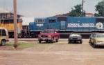 Conrail 5555 SD60M