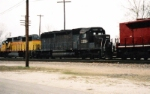 "SP SD40R-""We Don't Need No Stinkin' Wash Racks!"""