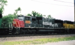 Ex-SP UP 3999 SD70M