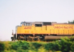 Pacing the SD70M's