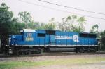Ex-Conrail SD50