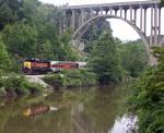 CVSR 1822 on Train 52