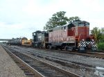 Tennessee Valley GP7 leads NS Freight