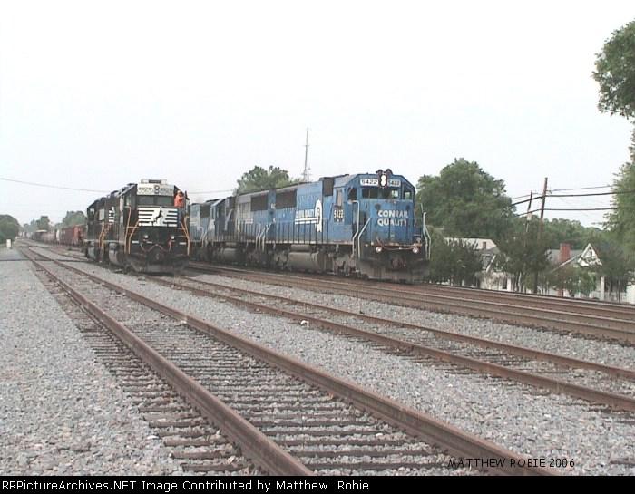 NS P41 and NS 337