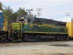 Adirondak DL 2403 westbound at CP382
