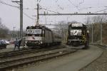 NS and NJ Transit