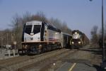 NS H02 on the siding