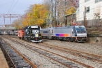 NS H02 and New Jersey Transit