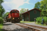 Norfolk Southern/Morristown & Erie Inspection Train