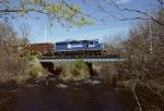 NS H02 crossing the Rockaway River