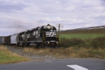 NS H02 passing the pheasant farm