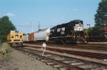 Norfolk Southern and Sperry