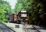 NS H02 working on the Pompton Industrial Tarck