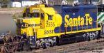 BNSF 2558