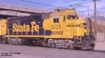 BNSF 2535