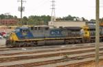 CSX 555