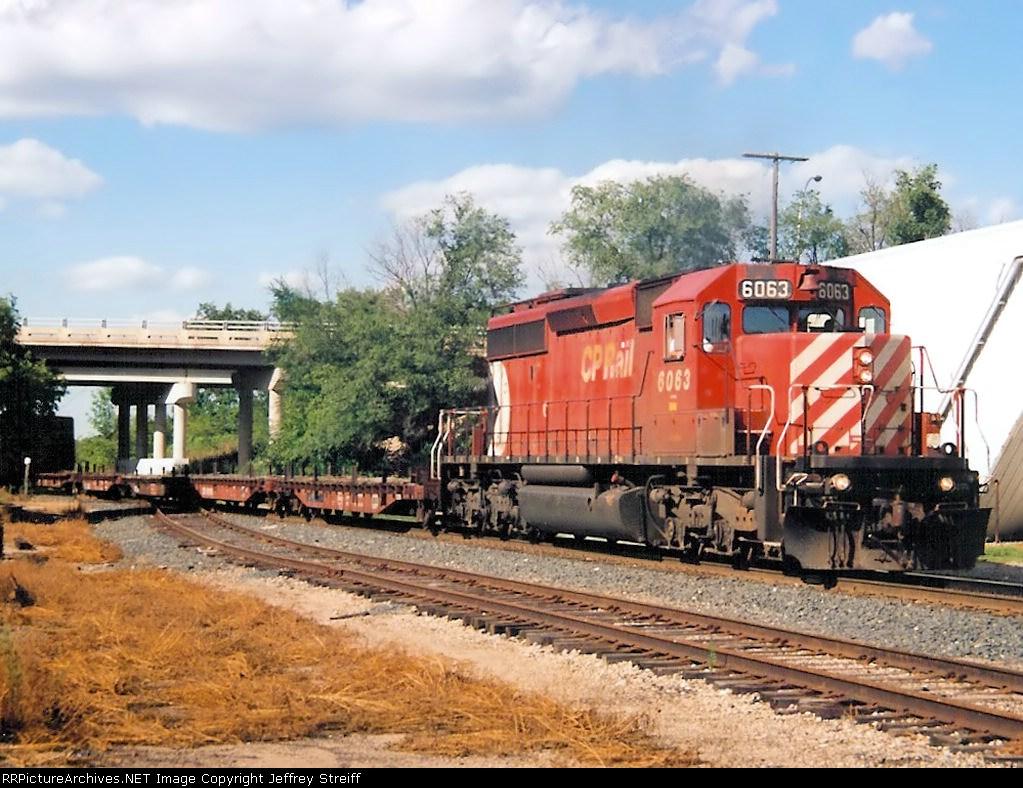 CP 6063