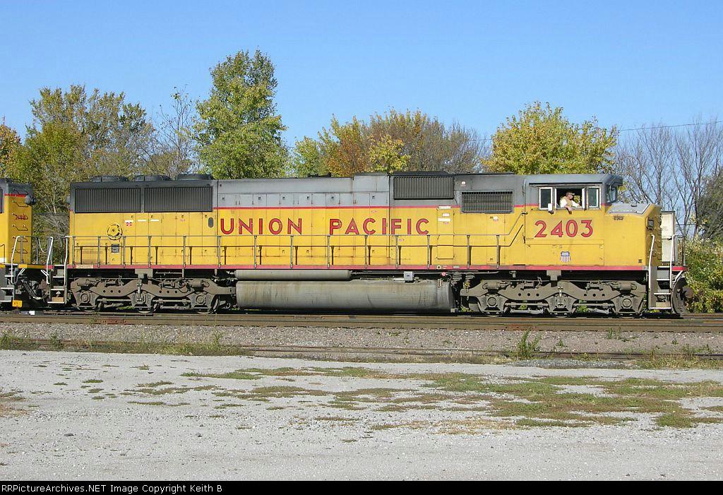 UP 2403