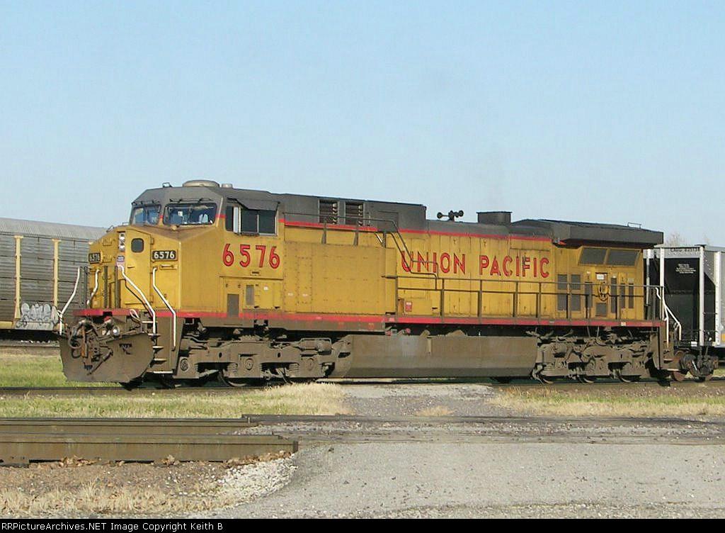 UP 6576