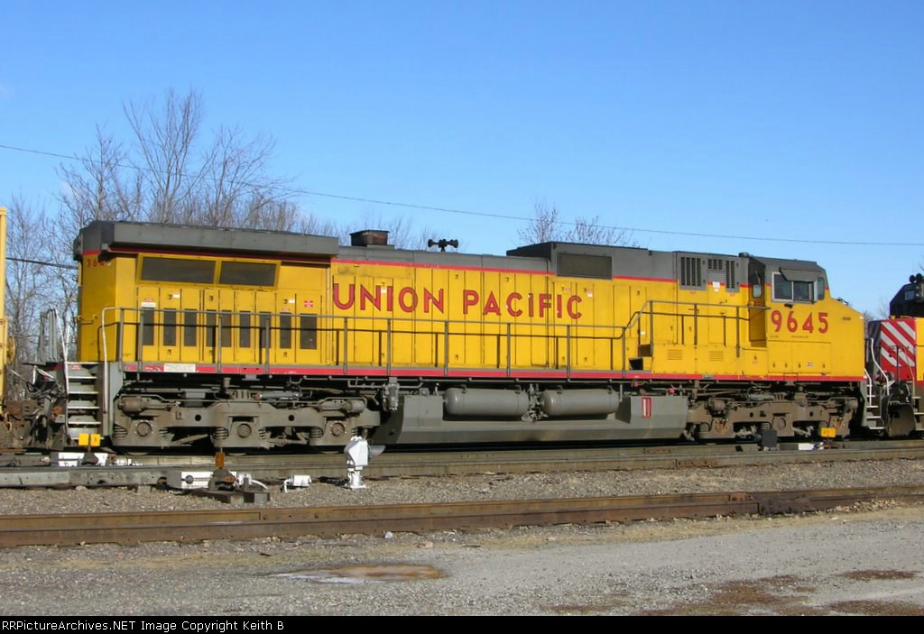UP 9645