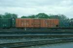 Union Pacific Railroad (UPFE) 50' Reefer No. 455750
