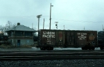 Union Pacific Railroad (UP) Double Door Box Car No. 113051