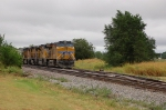 Southbound Union Pacific Railroad Unit Grain Train