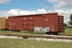 Union Pacific Railroad (UP) Box Car No. 354673
