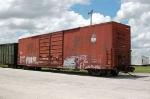 Union Pacific Railroad (UP) Box Car No. 366147