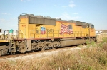 Union Pacific Railroad (UP) EMD SD70M No. 4528
