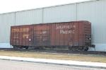 Union Pacific Railroad (SP) Box Car No. 656375