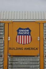 Union Pacific Railroad (UP) Autorack Logo