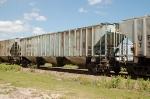 Union Pacific Railroad (CNW) Covered Hopper No. 753514