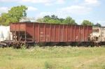 Union Pacific Railroad (MP) Open Hopper No. 589572