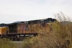 Union Pacific Railroad GE AC44CWCTE No. 6024