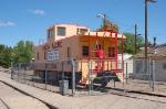 Union Pacific Railroad (UP) Caboose No. 25384
