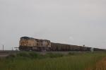 Westbound Union Pacific Railroad Empty Unit Coal Train