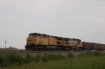 Union Pacific Railroad (UP) GE AC44CWCTE's No. 5745 and No. 5872