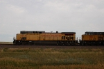 Union Pacific Railroad (UP) GE AC44CW No. 7219