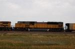 Union Pacific Railroad (UP) EMD SD9043MAC No. 8151