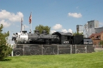 Union Pacific Railroad (UP) Baldwin 2-8-0 Steam Locomotive No. 423