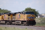 Eastbound Union Pacific Railroad Unit Coal Train