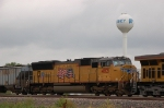 Union Pacific Railroad (UP) EMD SD70M No. 4821