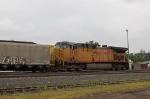 Union Pacific Railroad (UP) GE AC44CW No. 6995