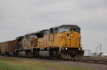 Union Pacific Railroad (UP) EMD SD9043MAC No. 8165 and GE AC4460CW No. 7038