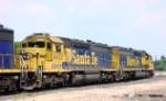 9-6-05 BNSF 6482 In Timber Rock Yard