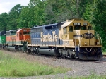 BNSF 6516  8-22-04