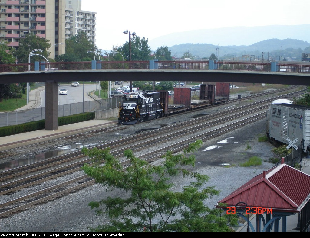 NS 5653 with a WB Local