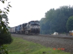 NS 9435 leads NS Train 18G EB