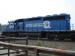 NS 3338 pushes this EB Grain Train